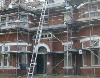 House Refurbishment Outside