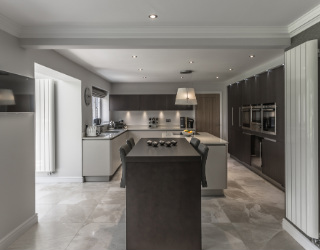 New KItchen in London 1