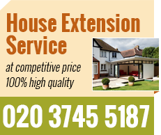 House Extension Service