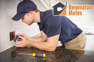 switch and socket repair